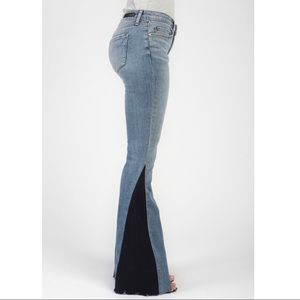 NWOT Bell Bottom Flare Jeans Faith Rio Bueno